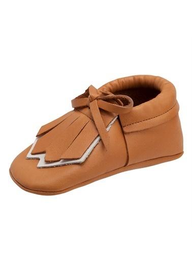 Moots Moots Taba Beyaz Geronimo Ayakkabı Taba
